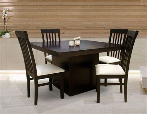 imagenes sillas minimalistas comedor roy chocolate minimalista 4 sillas decoracion