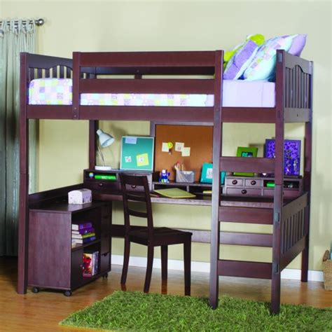 full sized loft bed full size loft bed plans with stairs diywoodplans