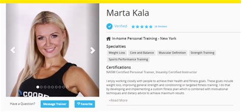 bio exles for personal trainers ptonthenet com