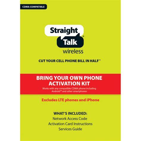 straight talk home phone plans straight talk activation kit walmart com