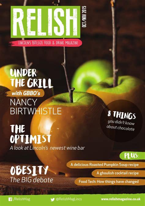 Speak Magazine Nov 2015 relish magazine oct nov 2015 by lincoln publishing house