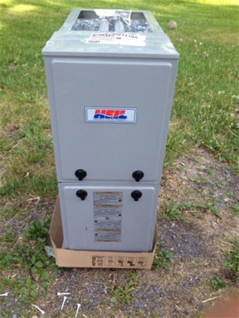 Small Home Propane Furnace New Heil High Efficiency Gas Propane Furnace Appliances