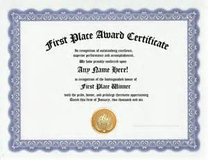 1st place certificate related keywords amp suggestions 1st