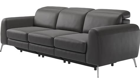 sofa headrest 3 seater sofas madison sofa with adjustable headrest