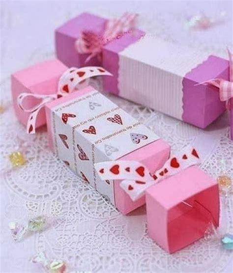 Handmade Gift Box - 40 creative diy favor boxes hative