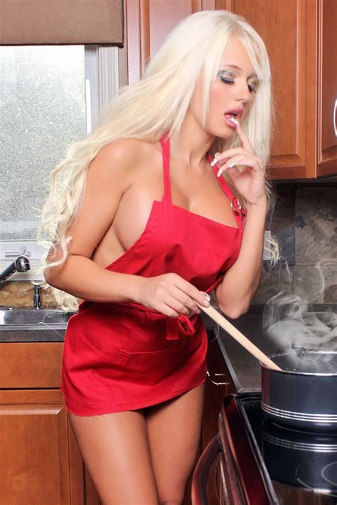 Red Milf Kitchen - bloomin faeries breast expansion spontaneous irresistible lust embarrassed