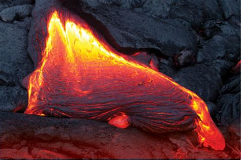 About Lava Volcanoes Creation