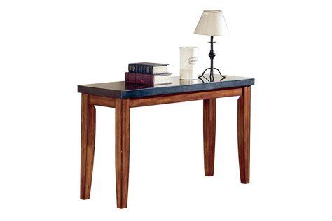 City Wood Granite Sofa Table At Gardner White Granite Sofa Table