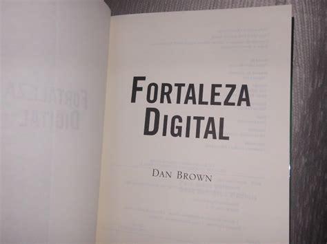 fortaleza digital fortaleza digital dan brown r 19 89 em mercado livre