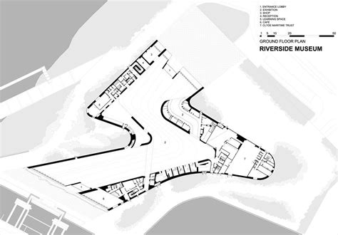 zaha hadid floor plan museum floor plan requirements google search