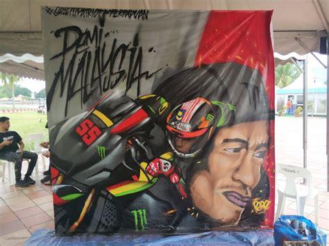 perol graffiti malaysia patriotic graffiti
