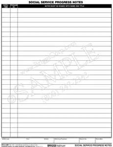 social work progress note template social service progress notes top punch form