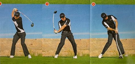 golf tip improve distance  consistency  increasing