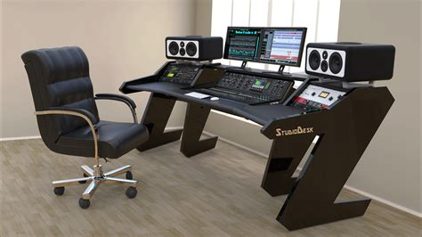 Home Studiodesk Professional Studio Desk