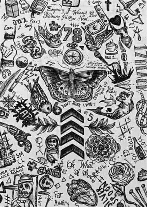 harry styles images harry s tattoos wallpaper and tattoos image 3500835 by marine21 on favim com