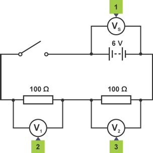 the series resistor in a voltmeter bitesize national 5 physics practical electrical and electronic circuits revision 2