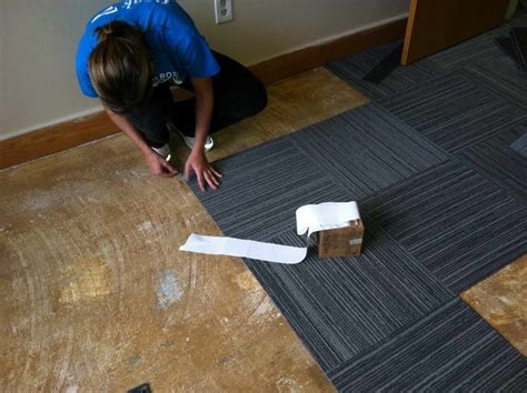 How To Install Rug by Flooring How To Install Carpet Tiles Carpet Tile