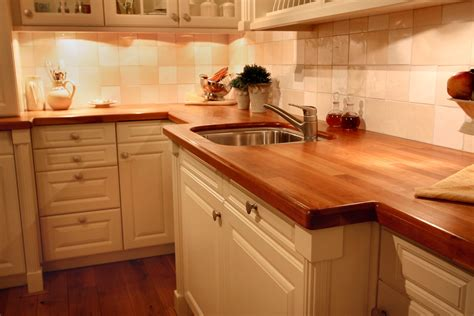Butcher Block Countertop by Cherry Countertop