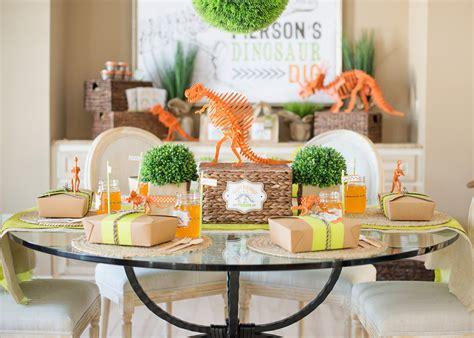 Dinosaur Table by Pierson S Dinosaur Dig Birthday A Dinosaur
