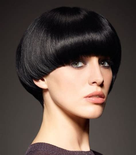 woman chili bowl haircut 95 best halo bob images on pinterest hair dos short