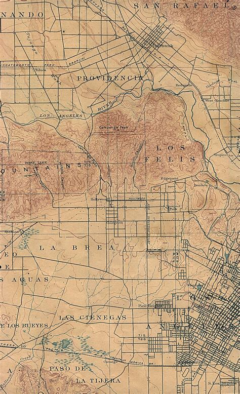 los angeles texas map california maps perry casta 241 eda map collection ut library