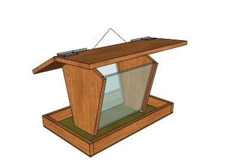bird feeder plans 3d warehouse things i want to build