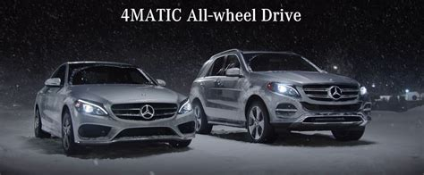 mercedes commercial mercedes benz 4matic winter commercial will appeal to the