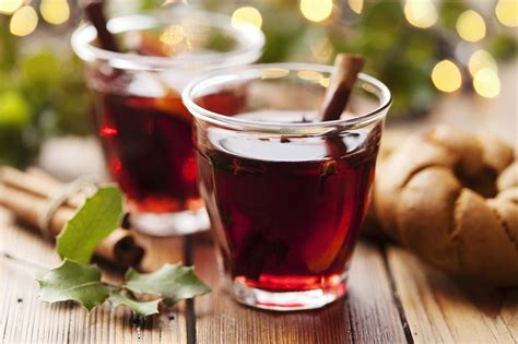 christmas liquor warm up winter with a toddy
