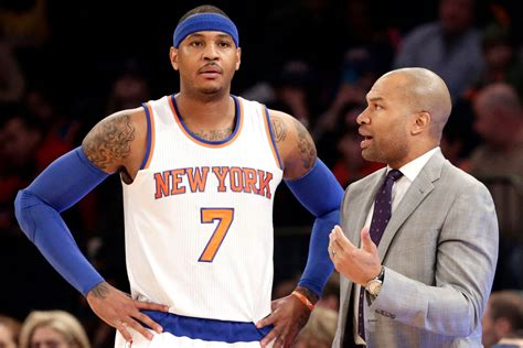 carmelo anthony bench press the carmelo anthony trait derek fisher wants on his bench
