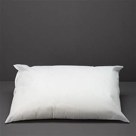 Polyester Filled Pillows by Pillow Standard 700gm Polyester Fill 46x73cm 10 5247000