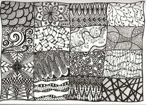 zentangle pattern library debbi baker zentangles a sler this time