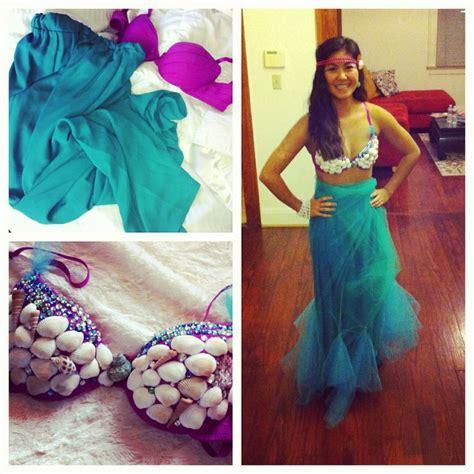 diy mermaid costume 108 best diy mermaid costumes for images on