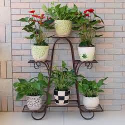 Iron Etagere Flower Pot Stand Promotion Shop For Promotional Flower Pot