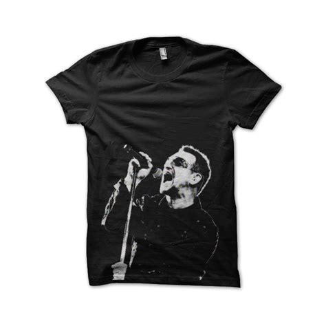 Bono U2 Shirt shirt u2 bono noir