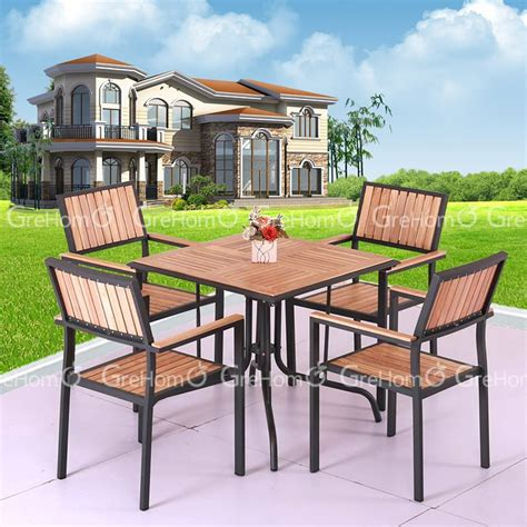 quality outdoor furniture high quality outdoor solid teak wood outdoor furniture