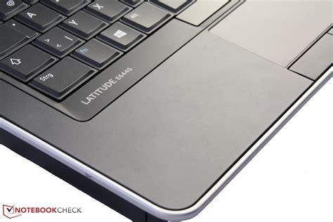 Review Dell Latitude E6440 Notebook   NotebookCheck.net