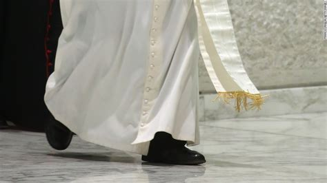 Pope Wardrobe by The Pope S Wardrobe Cnn