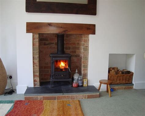 Wood Burning Stove In Fireplace by Stove On Wood Burning Stoves Wood Stoves And