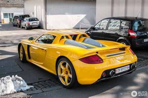 Porsche Carrera Gt Weight by Porsche Carrera Gt 9 March 2016 Autogespot
