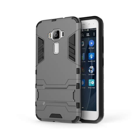 asus zenfone 3 ze520kl protective with kick stand armor x