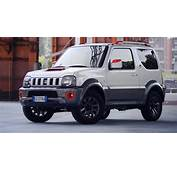 Suzuki Introduces Colorful Jimny Street Limited Edition In