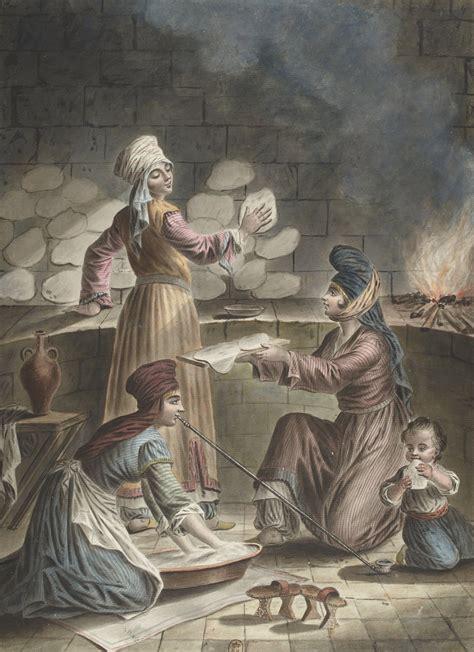 femme ottomane file fran 231 ois rosset femmes turcs turques de