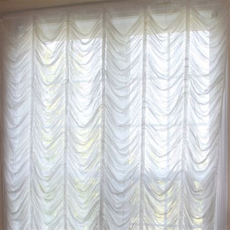 austrian balloon curtains captivating custom made austrian curtain