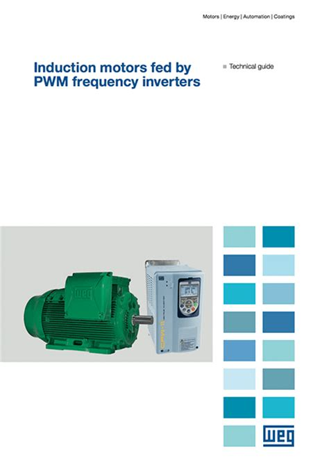 pulse width modulation induction motor induction motors fed by pwm frequency inverters eep