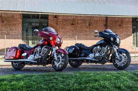 Indian Chieftain Elite and Chieftain Limited   Specs