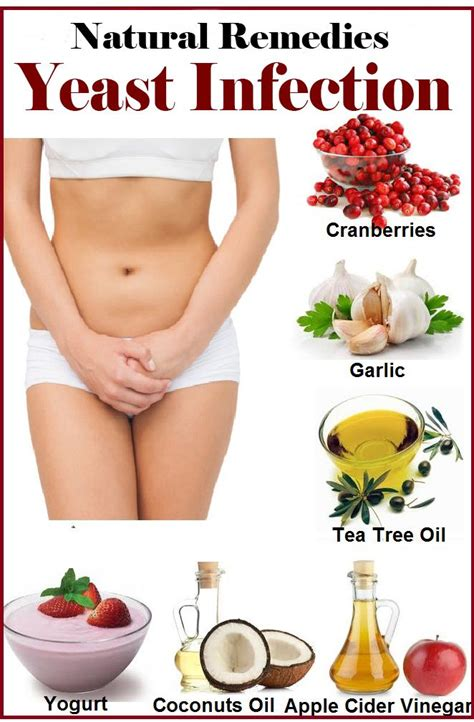 home remedies for yeast infection get fit