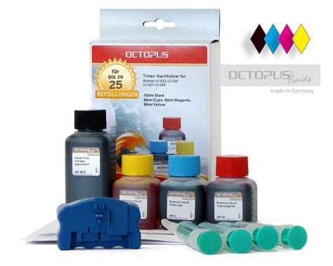 chip resetter brother lc 223 chip resetter kit brother lc 223 225 227 incl 2 ink