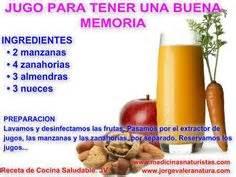 Memoria Detox by Fortalecer La Memoria Jugo Para El Cerebro Remedios