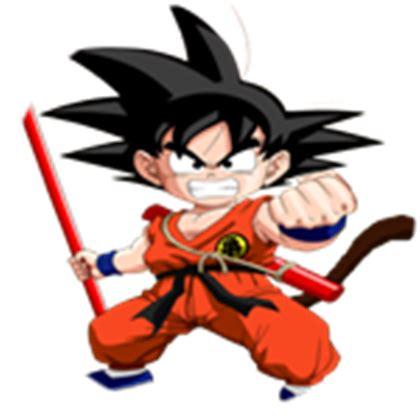 imagenes de goku roblox kid goku roblox