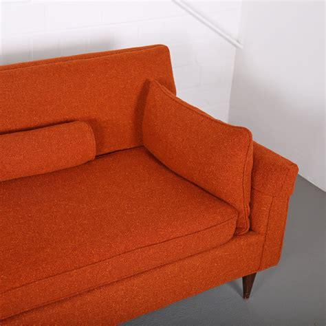 sofa 50er mid century modern sofa usa kroehler edward wormley milo